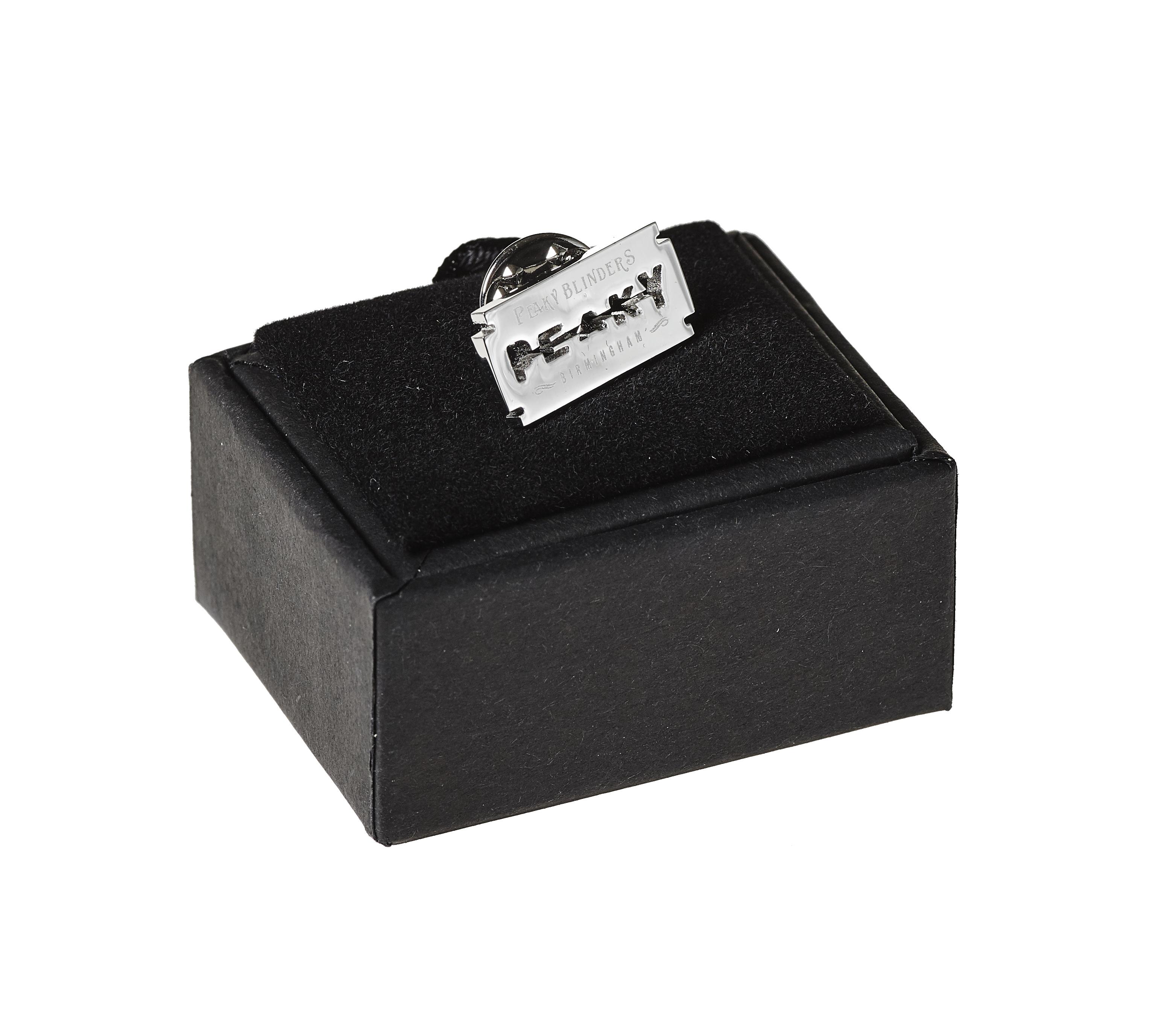 Peaky Blinders Peaky Blinders Pin Razor In Presentation Box