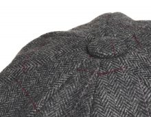 cap_herringbone_grey_detail
