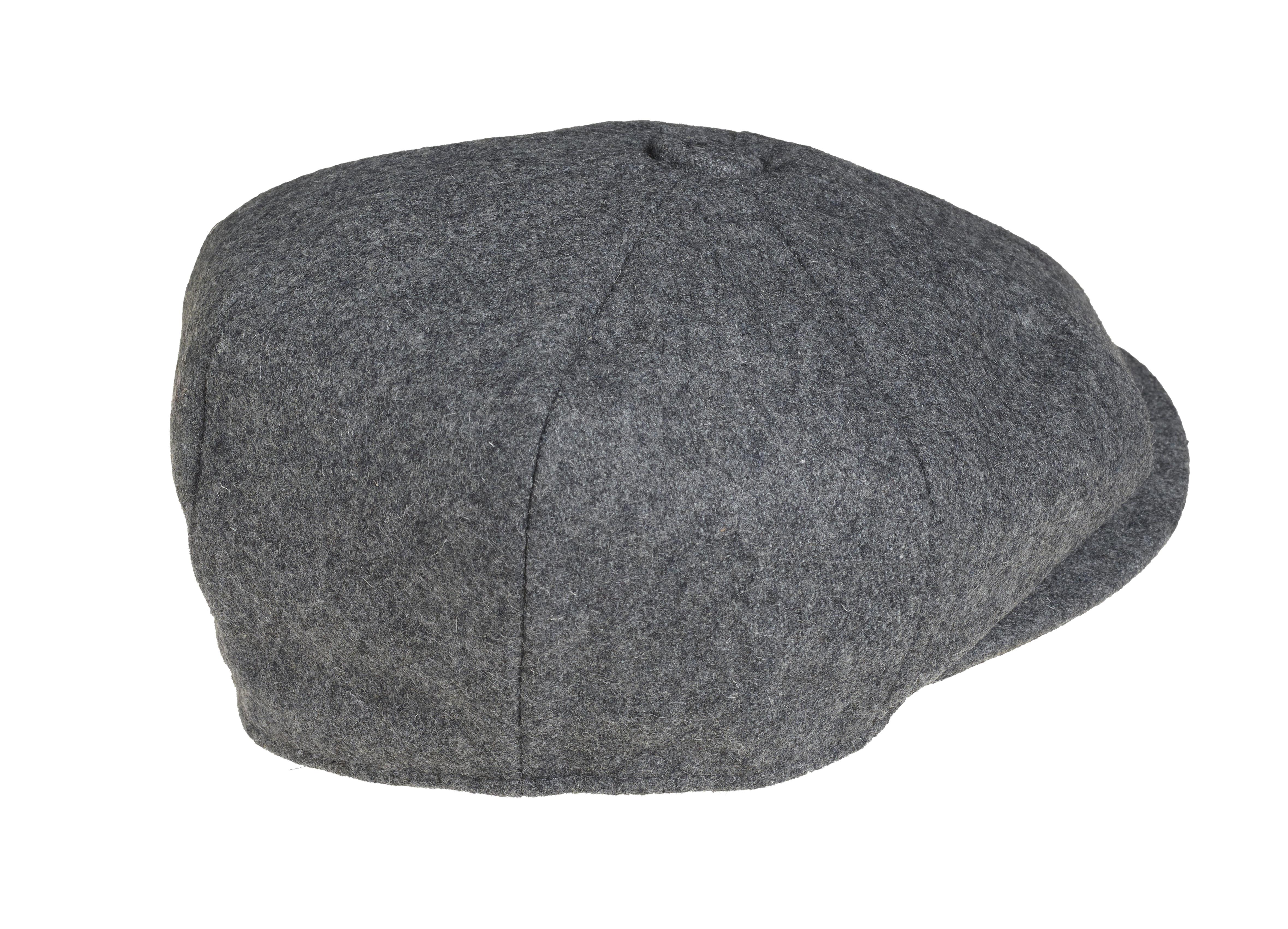 1595 Grey Close 1595 Grey Back Newsboy Grey Label 1912599bc92