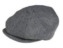 d6424b75 Melton Wool Grey Newsboy Cap. £20.00 · Peaky Blinders